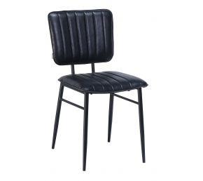 Brix Chair Harvey Black