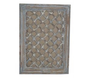 DECO - Icons Carved Wall Panel 112348 WD