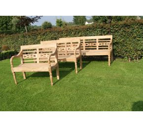 Garden Stations Bench 2 - 100 cm
