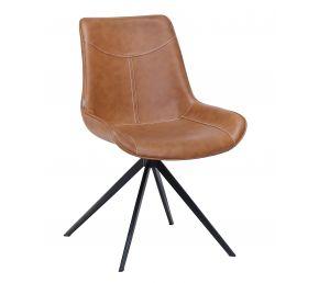 Brix Chair Lewis Cognac