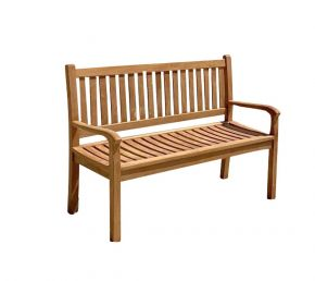 Garden Beaufort Bench 130 fixed