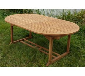 Garden -  Table Oval Extension 180/240 cm